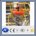Auto- impulsado plataforma elevadora de tijera