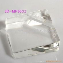 high quality crystal name card holder promotion gift