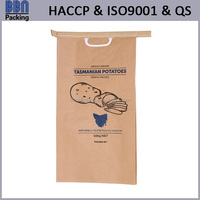 paper potato bag for packing 5kg or 10kg
