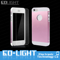 Protective Film Mobile Phone Accessory Tempered Glass Screen Protector for iphone4s