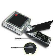 SZD industrial flexible video borescope mini camera OD4mm L1m-3m for inspection scope