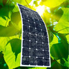 Factory Price High Efficiency High Quality 80w Mono Solar Panel in china