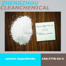 Calcium Hypochlorite as a Seed Sterilizer