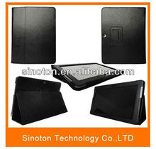 Popular phone case with stand function for Samsung tablet pc P5100 7500