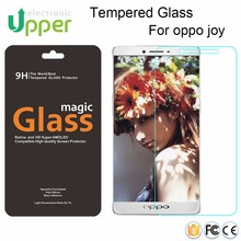 Good quality screen protector 4.5 with packing for temper glass screen protector for oppo joy