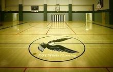 Olympic Games Basketball PVC/PP/Vinyl Sports Flooring