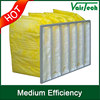 bag pocket type primary efficiency air conditioning filter