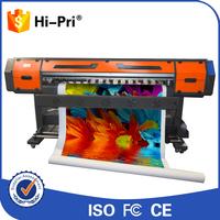 eco solvent printer DX5 head plotter 1.8m/2.5m/3.2m vinyl printer plotter machine