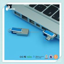 New product 2015 hot new OTG swivel usb flash drive otg usb flash drive cellphone usb otg pen drive wholesale