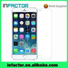 New Arrival 2.5D Tempered Glass For iPhone 6, Screen Protector For iPhone 6, For iPhone 6 Tempered Glass Protector
