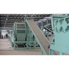 High output Waste rubber granule machine Used Tyre Recycling Machine Rubber Grinding Machine