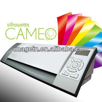 silhouette paper cutting machine