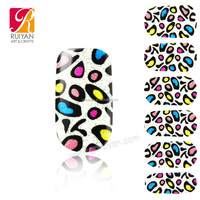 Full Cover Nail Wrap Printing, Makeup Wholesale Nails Wraps Sticker Decal PCB010