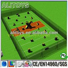 2014 new creative!inflatable paintball bunker,used inflatable paintball field on sale
