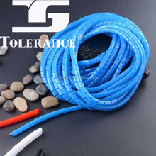 TOLERANCE spiral protective sleeve for cable,cable wrap