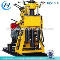 Truck mounted portable hydraulic water well rotary drilling rigs price for sale