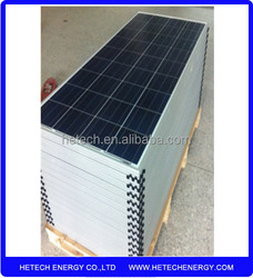solar panel price india of 140W poly solar panel with fast shipment