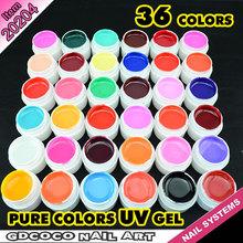 #20204W gel for nail factory sale gel uv nails gdcoco uv color gel