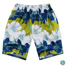 Fashion Sublimation printing hot pants sexy nude men shorts beach shorts beachwear