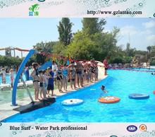 Water Floating Lotus for Aqua Park Equipment