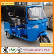 2015 Bajaj Auto Rickshaw Tricycle /3 Wheel Passenger Motorcycle/Bajaj 150cc Engine Three Wheel Motorcycle Made In China For Sale