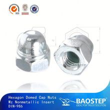 BAOSTEP High Standard Excellent Verticality Low Cost Bolt&Nut Protection Cap