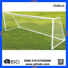 full size standard aluminum soccer goal football goal FD801A