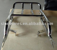 Stainless steel motorcycle frame