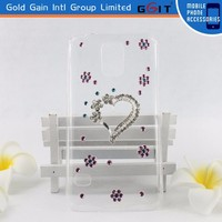 [GGIT] Mobile Phone Cover Case for Samsung for Galaxy S5,Transparent PC Case for Samsung