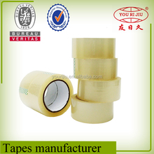 Package tape for sealing