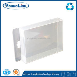food grade biscuit cupcake and cookie plastic blister packaging box and container