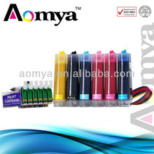 T0821N-T0826N ciss ink system CISS for Epson Stylus Photo TX650/TX659/TX700W/TX710W/TX800FW/T50/T59 with sublimation ink