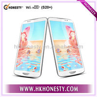 6.5 inch 1920*1080p FHD Android 4.2 MTK 6589 Quad core Honesty cellular mobile phone