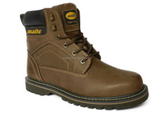 Sand steel toe safety shoes/cheap safety shoes