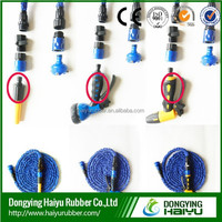 2015 New Hot Product, pocket hose with brass fittings Magic garden water hose Expandable Garden water Hose, As Seen on TV