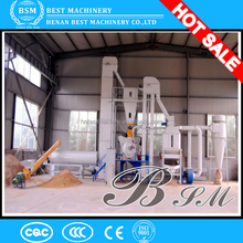 ISO, SGS, CE certification approved biomass pellet making plant/mobile pellet plant