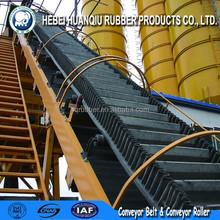 NN/EP/CC Fabric Endless Corrugated Sidewall Conveyor Belt, Rubber Conveyor Belt