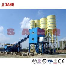 HZS90 Ready Mix Concrete Plant Mixing Machine