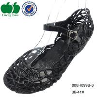 2014 Black summer new model women fashion nice high heel platform wedge sandals