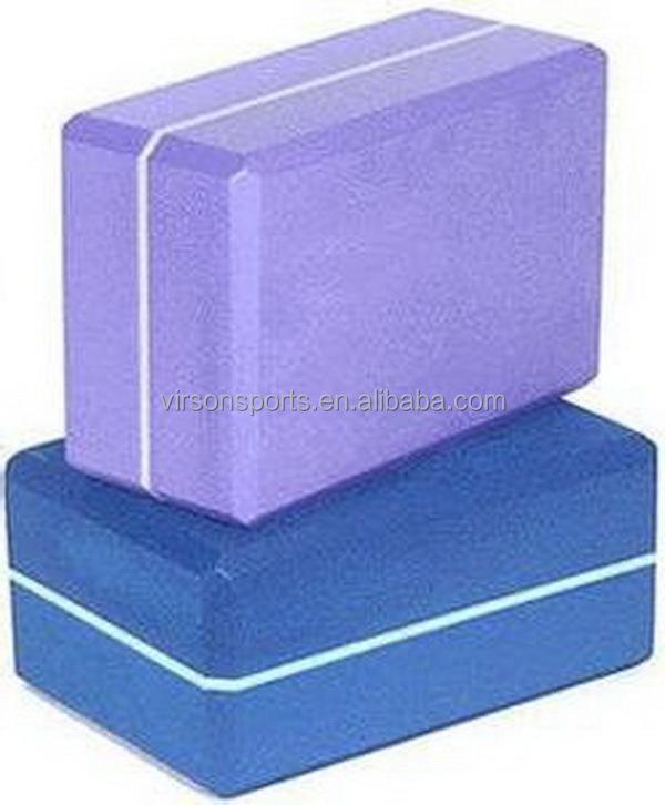 YOGA BLOCKS EVA Foam Yoga Block EVA Foam Yoga Block(xjt)09