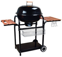 YL1044 Large kettle bbq grill smoker with CE & GS approval