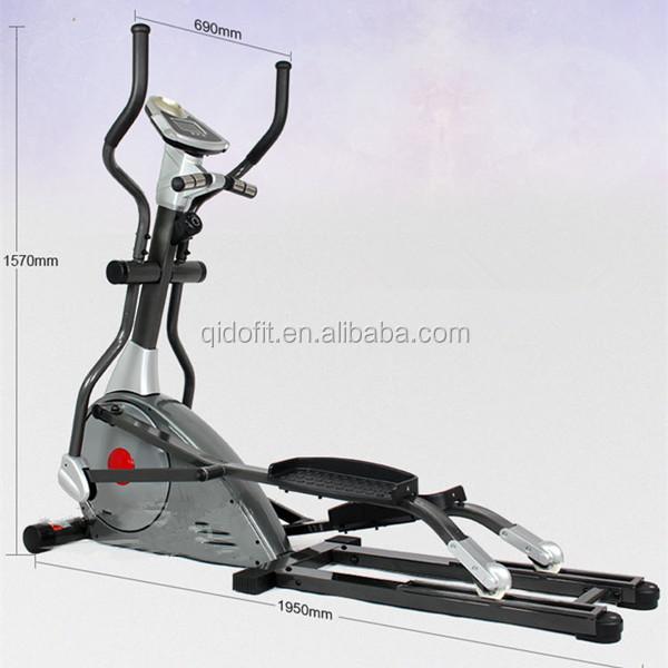 fitness elliptical confidence machine saver space reviews