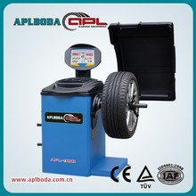 Intelligentized truck and car wheel balancer with CE TUV ISO9001 approval