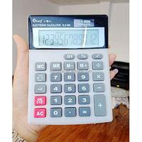12 digits electronic calculator, big display salary calculator/ HLD-804