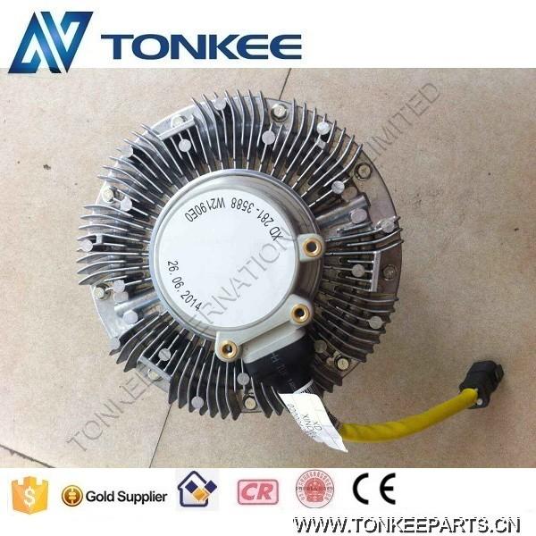 281-3589 281-3588 made in China 329DL excavator ser mnb00579 fan clutch 320D 320C fan clutch (2).jpg