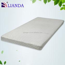 natural baby latex mattress,100% organic cotton baby play mattress,perfect for baby and toddler comfortable baby mattress