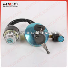 AX100 motorcycle lock set with high quality