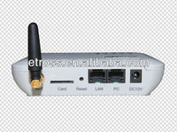 GSM SIM Box VoIP Gateway GoIP with 1 SIM Card Slot (IMEI Change+Quad band+Encryption built-in)