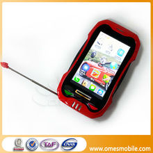 "Cheap android mobile 2.6"" touch screen CA-9 dual sim car shape cheapest china mobile phone in india"