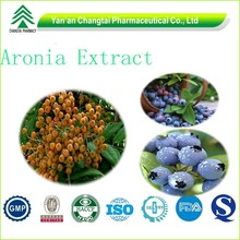 Factory direct supply Best price high qulaity Organic Aronia Chokeberry Extract 15% UV/HPLC